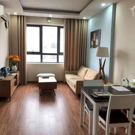 Cho thuê căn hộ chung cư Ecolife Tây Hồ, 2PN, đủ đồ, vào ở luôn. Lh 0359247101- Ảnh 1