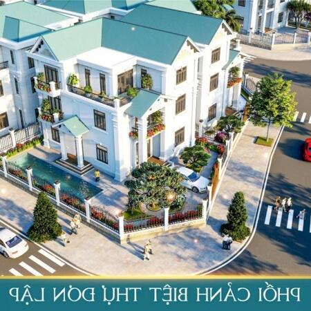Biệt thự sân vườn view sông Cầu Rào, mặt tiền đường Trần Hưng Đạo.- Ảnh 2