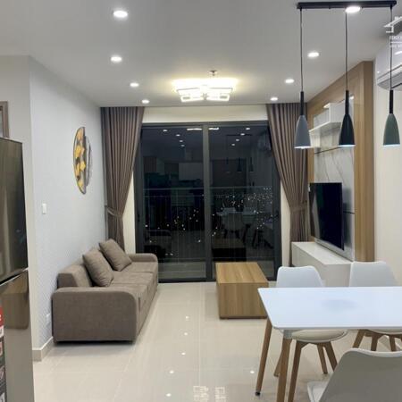 Chủ nhà người nước ngoài cần cho thuê căn hộ Vinhomes Smart City, 2PN1WC, mới hoàn thiện nội thất.- Ảnh 1