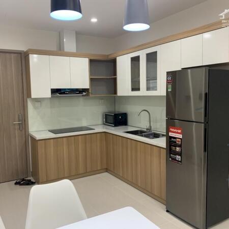 Chủ nhà người nước ngoài cần cho thuê căn hộ Vinhomes Smart City, 2PN1WC, mới hoàn thiện nội thất.- Ảnh 4