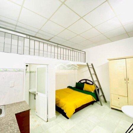 Phòng Gác Lửng Mới Xây Rất Rộng Rãi Đường Cửu Long- Ảnh 8