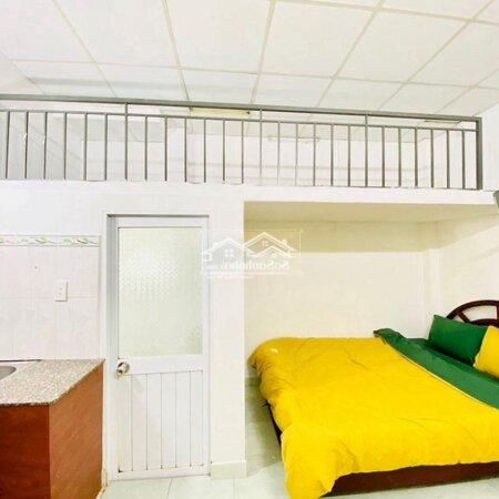 Phòng Gác Lửng Mới Xây Rất Rộng Rãi Đường Cửu Long- Ảnh 9