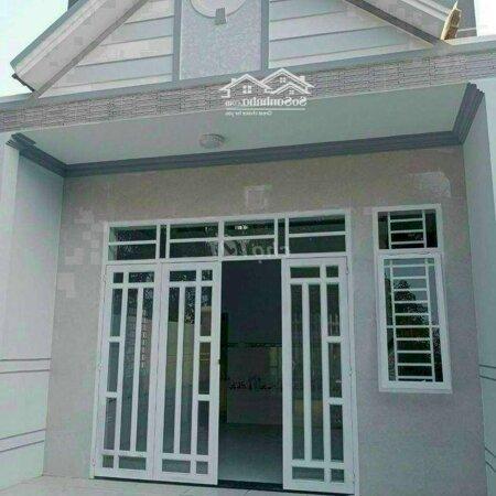 Nhà Cấp 4 Mới Xây Ngay Chợ Quang Vinh- Ảnh 1