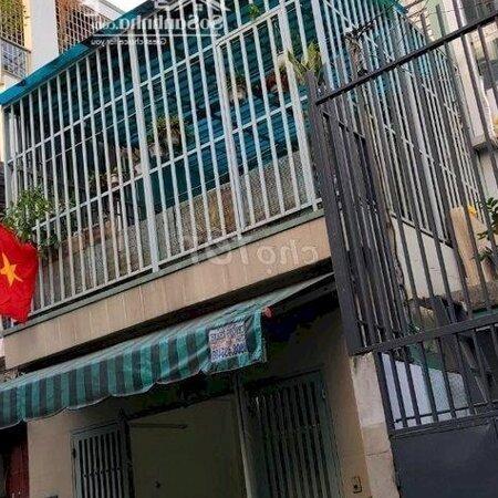 Nhà 1 Trệt 3 Lầu 96M2 Tân Bình Hồ Chí Minh- Ảnh 1