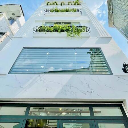 Chính chủ cần bán nhà gấp Quận 3 Dt 40m 5 tầng BTCT- Ảnh 1