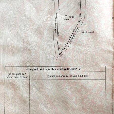 Lô Đất Đối Diện Chimi Fram Mộc Châu Vớidiện Tích4323M2- Ảnh 3