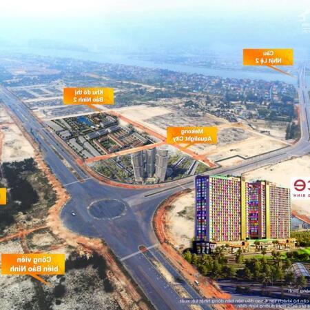 Bán căn hộ Biển cao cấp tại Đồng Hới, Quảng Bình giá chỉ 730 triệu. Lợi nhuận cho thuê gần 300tr/năm- Ảnh 2