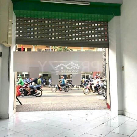 Mặt Bằng Kinh Doanh Nguyễn Chí Thanh Quận 10- Ảnh 4