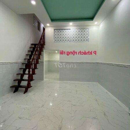 Nhà 1 Trệt 1 Lầu Nhỏ Xinh Hẻm Nội Bộ 3 Phòng Ngủq11- Ảnh 2