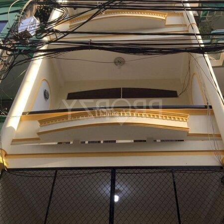 Hxh Lạc Long Quân,2 Lầu+Sân Thượng (4X16M) 4 Phòng Ngủ3Wc- Ảnh 2