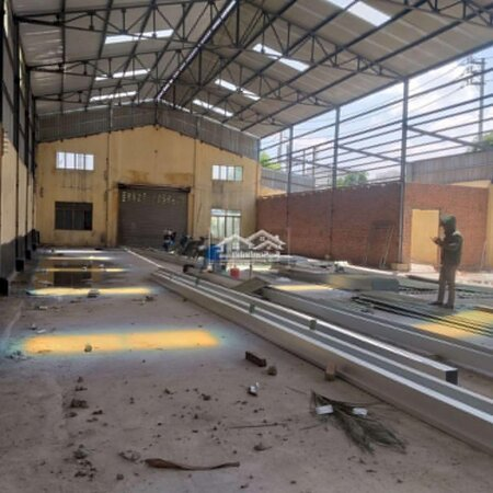 Cho Thuê Kho Xưởng Mới 100% 700M² Đường 15M Cn1- Ảnh 2