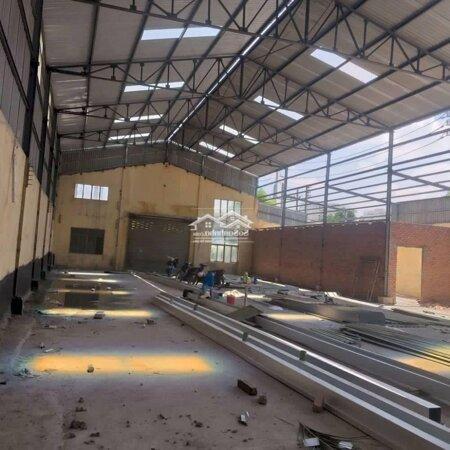 Cho Thuê Kho Xưởng Mới 100% 700M² Đường 15M Cn1- Ảnh 1