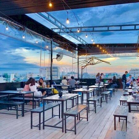 Rooftop Tầng 6 Mặt Tiền Khu Sân Bay- Ảnh 2