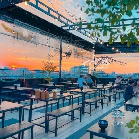 Rooftop Tầng 6 Mặt Tiền Khu Sân Bay- Ảnh 1