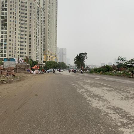 Bán 60m đất dịch vụ sổ đỏ An Thọ An Khánh 2 mặt đường rộng 12m- Ảnh 1