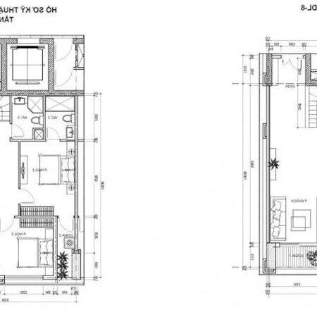 Bán căn hộ Duplex chung cư Golden Field Hàm Nghi 170m2, 4PN view cực đẹp giá 4,5 tỷ LH 0988296228- Ảnh 2