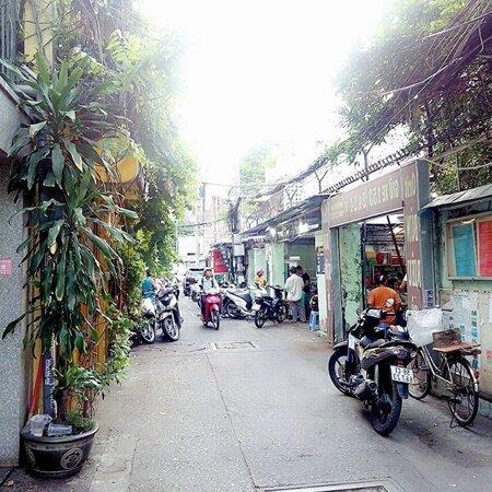 Nhà Hẻm Nguyễn.t.m.khai Q1 Full Nội Thất 12 Triệu/Thg- Ảnh 1