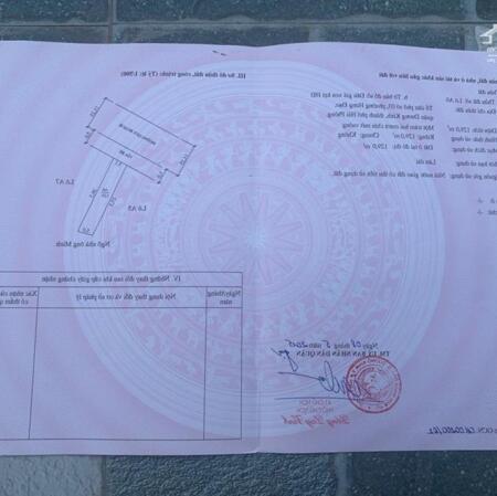 Bán lô đất 129m2 Vọng Hải, Dương Kinh đường 16,2m chỉ 13,5tr/m- Ảnh 1