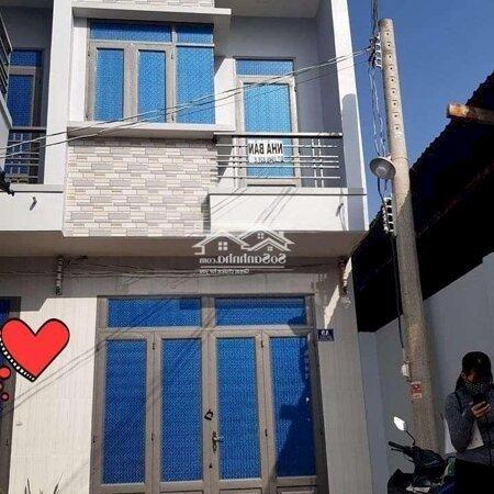 Nhà 1 Lầu Nguyễn Thị Tần Quận 8.Gần Chợ Ông Rạch- Ảnh 1