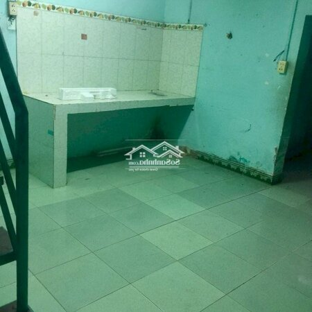 Nhà Hẻm 5M, 4X17M, Gác Lững, 1 Phòng Ngủ2Tolet,1Nhà Ăn- Ảnh 4