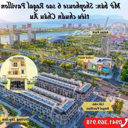 Bán Nhà Phố Trung Tầm Tp. Đà Nẵng Ven Sông Hàn- Ảnh 1