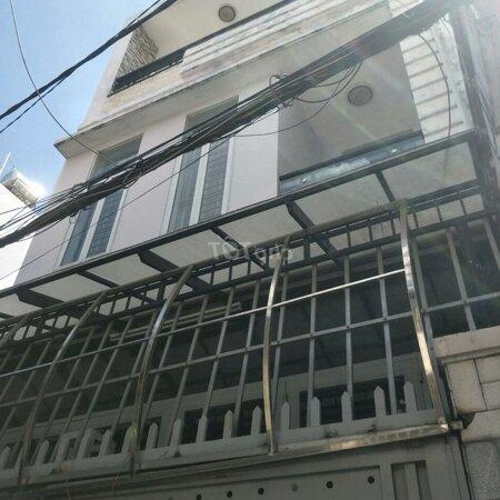 Nhà Mới Đẹp Hẻm Lê Quang Định, 1 Triệu 2L St 3 Phòng Ngủ3Wc- Ảnh 3