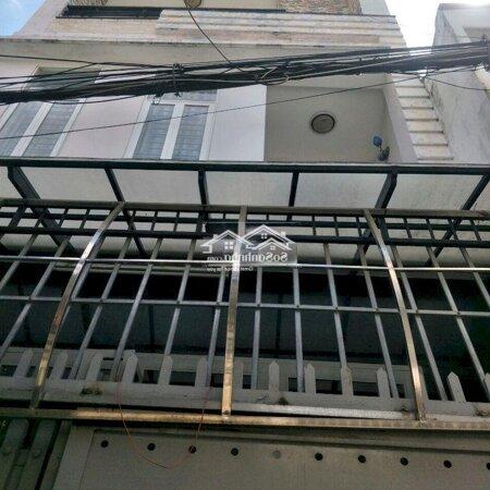 Nhà Mới Đẹp Hẻm Lê Quang Định, 1 Triệu 2L St 3 Phòng Ngủ3Wc- Ảnh 1