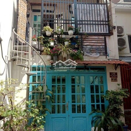 Tập Thể, Cư Xá Quận 3 24M² Trần Quang Diệu- Ảnh 1