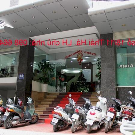 Chủ nhà cho thuê 45m2 tầng 5 tại nhà VP 9 tầng số 11 Thái Hà. Giá 10 triệu/tháng. LH 0986646169- Ảnh 9