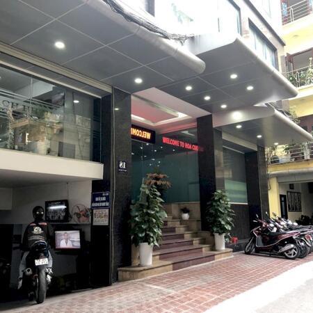 Chủ nhà cho thuê 45m2 tầng 5 tại nhà VP 9 tầng số 11 Thái Hà. Giá 10 triệu/tháng. LH 0986646169- Ảnh 10
