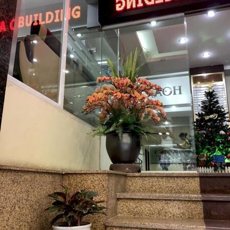 Chủ nhà cho thuê 45m2 tầng 5 tại nhà VP 9 tầng số 11 Thái Hà. Giá 10 triệu/tháng. LH 0986646169- Ảnh 13
