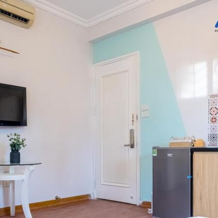 17 phòng thuê chuẩn Khách sạn VnaHomes 118 Đào Tấn, mặt phố, ô tô đỗ cửa, thang máy- Ảnh 11