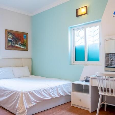 17 phòng thuê chuẩn Khách sạn VnaHomes 118 Đào Tấn, mặt phố, ô tô đỗ cửa, thang máy- Ảnh 5