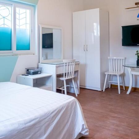 17 phòng thuê chuẩn Khách sạn VnaHomes 118 Đào Tấn, mặt phố, ô tô đỗ cửa, thang máy- Ảnh 7