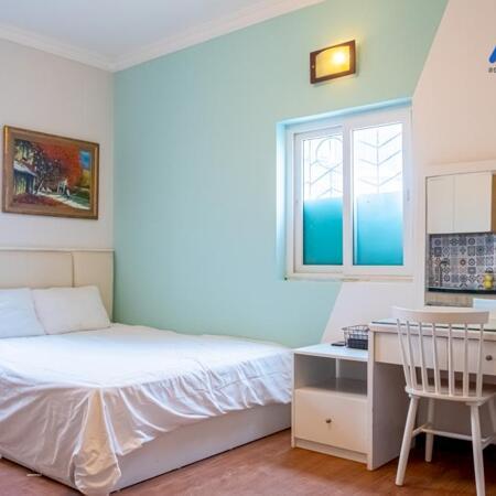 17 phòng thuê chuẩn Khách sạn VnaHomes 118 Đào Tấn, mặt phố, ô tô đỗ cửa, thang máy- Ảnh 2