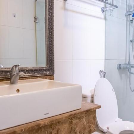 17 phòng thuê chuẩn Khách sạn VnaHomes 118 Đào Tấn, mặt phố, ô tô đỗ cửa, thang máy- Ảnh 14