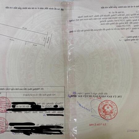 Đất mặt tiền, có sổ chỉ 115k/m2, Hòa Thắng Bình Thuận- Ảnh 1