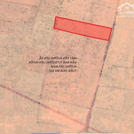 Đất mặt tiền, có sổ chỉ 115k/m2, Hòa Thắng Bình Thuận- Ảnh 3