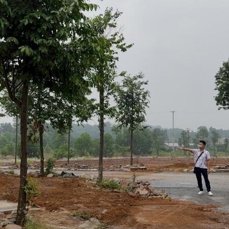 Chính chủ bán lô 100m tái định cư đại học quốc gia tại Hoà Lạc.- Ảnh 3