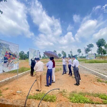 Chính chủ bán lô 100m tái định cư đại học quốc gia tại Hoà Lạc.- Ảnh 2