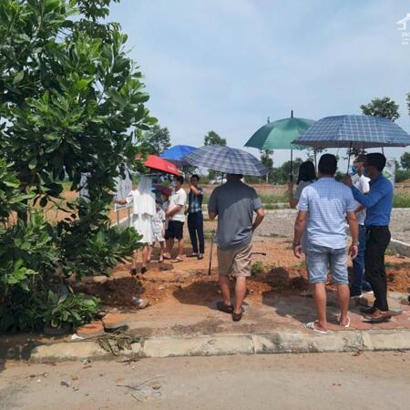 Chính chủ bán lô 100m tái định cư đại học quốc gia tại Hoà Lạc.- Ảnh 1