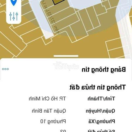 Nhà 29M2 3.5X8M Lạc Long Quân, Phường 10, Tân Bình- Ảnh 1