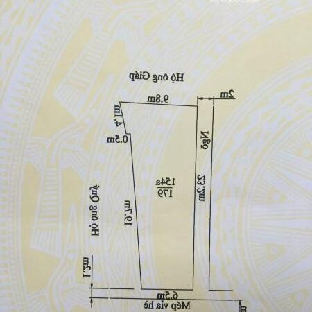 Bán Đất Lô Góc Bánh Trưng 179m2 MĐ Đằng Hải – Hải An – Hải Phòng.- Ảnh 5