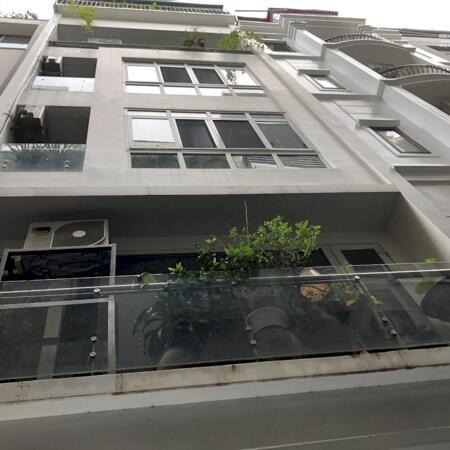 Bán nhà mới Trung Kính 56 m2x 6 Tầng, Mặt tiền 5.5m, KINH DOANH đỉnh, ô tô đỗ trong nhà.LH: 0979103009- Ảnh 1