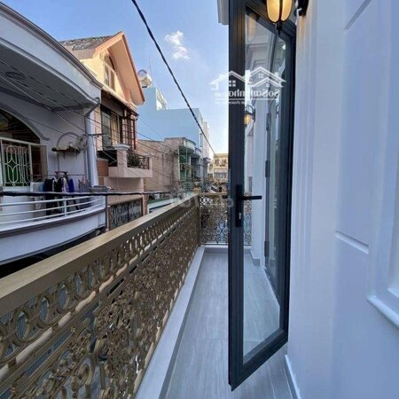 Nhà Mới Xây Quận Tân Phú- Ảnh 11