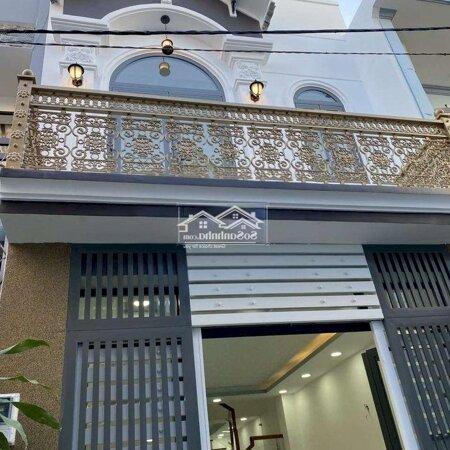 Nhà Mới Xây Quận Tân Phú- Ảnh 1