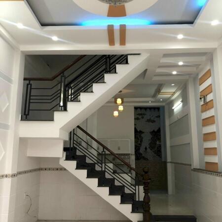 Nhà nội thất cơ bản phường Hiệp Thành q12-hẻm 4m- Ảnh 2