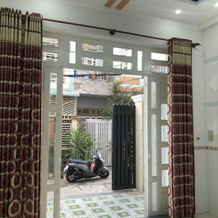 Nhà nội thất cơ bản phường Hiệp Thành q12-hẻm 4m- Ảnh 3