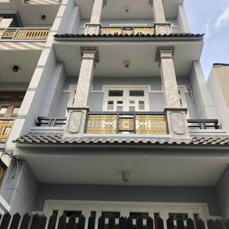 Nhà nội thất cơ bản phường Hiệp Thành q12-hẻm 4m- Ảnh 1