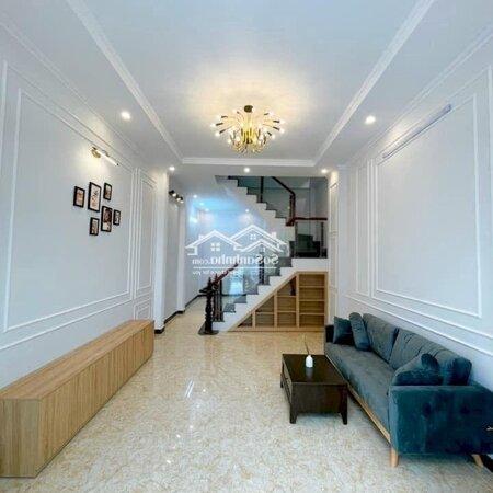 Nhà 1 Lầu Mới Đẹp Kdc Thới Nhựt 1 An Khánh Q.nk- Ảnh 4